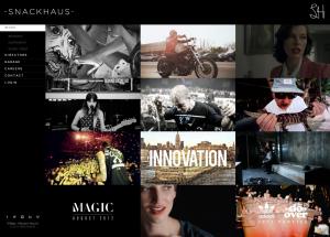 Video Portfolio WordPress Website