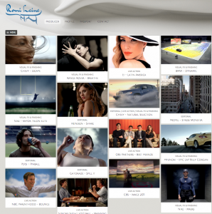 Responsive WordPress Directors Portfolio