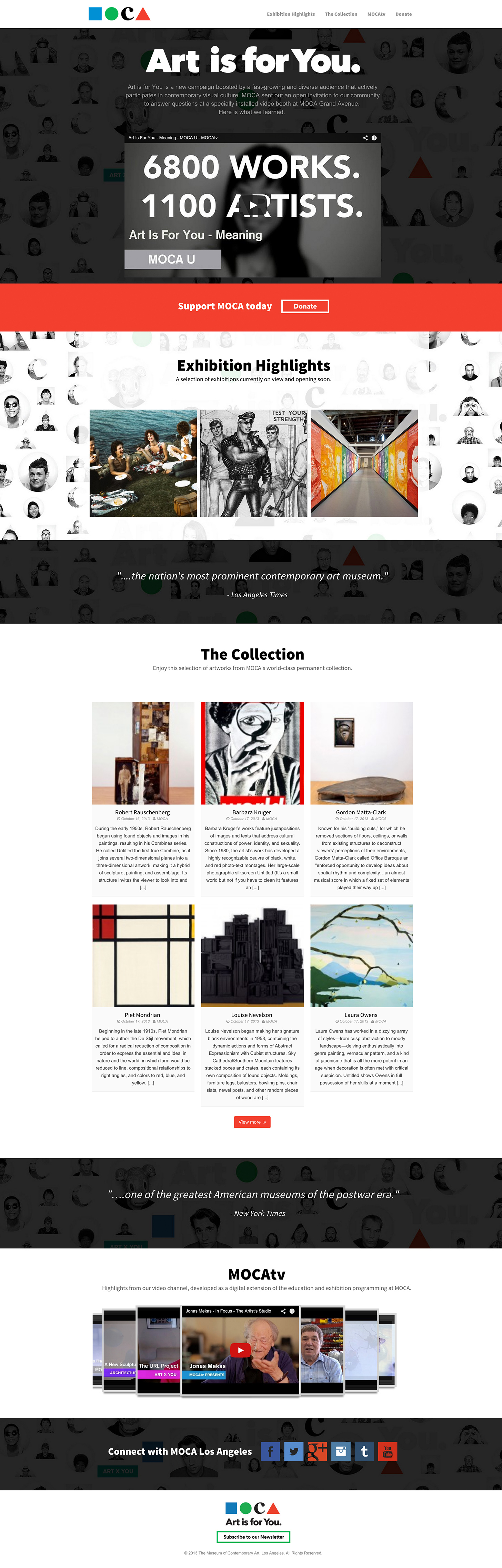 Museum WordPress Responsive Website