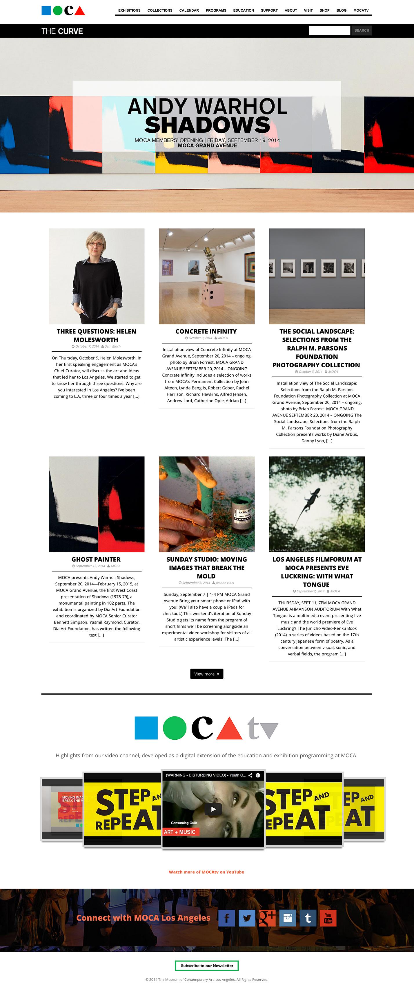 Art Gallery WordPress Responsive Website